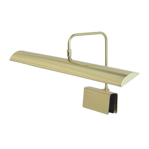 House of Troy Lighting House Of Troy Zenith Polished Brass LED Piano / Banker Lamp GPZLEDZ24-61