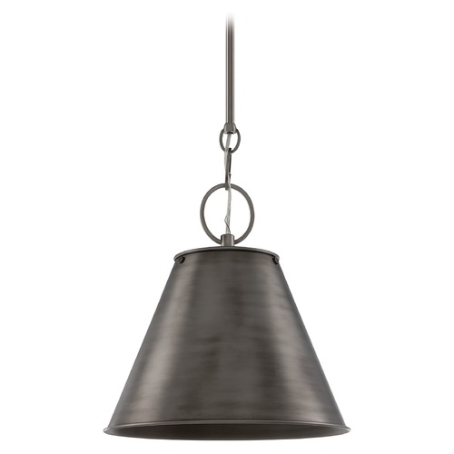 Hudson Valley Lighting Modern Pendant Light in Historic Nickel Finish 5515-HN