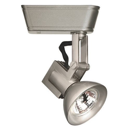 WAC Lighting Wac Lighting Brushed Nickel Track Light Head JHT-856-BN