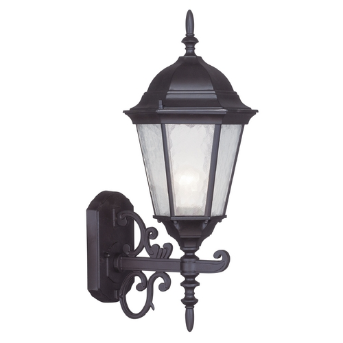 Livex Lighting Livex Lighting Hamilton Bronze Outdoor Wall Light 7556-07