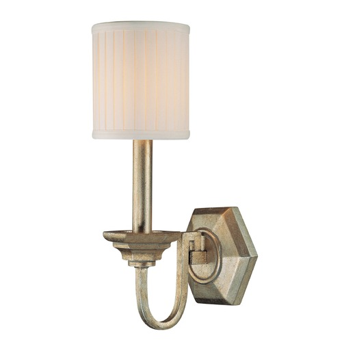 Capital Lighting Capital Lighting Fifth Avenue Winter Gold Sconce 1986WG-484