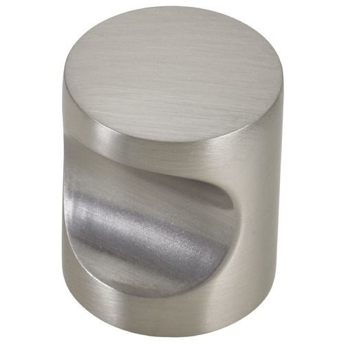 Seattle Hardware Co Satin Nickel Cabinet Knob - Case Pack of 10 HW19-FP-09 *10 PACK* KIT