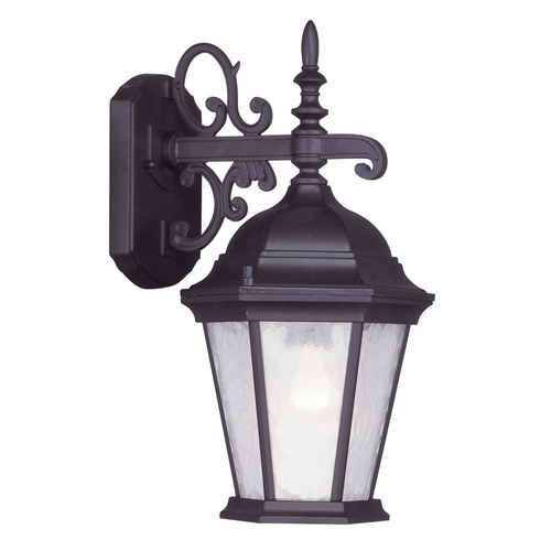 Livex Lighting Livex Lighting Hamilton Bronze Outdoor Wall Light 7555-07