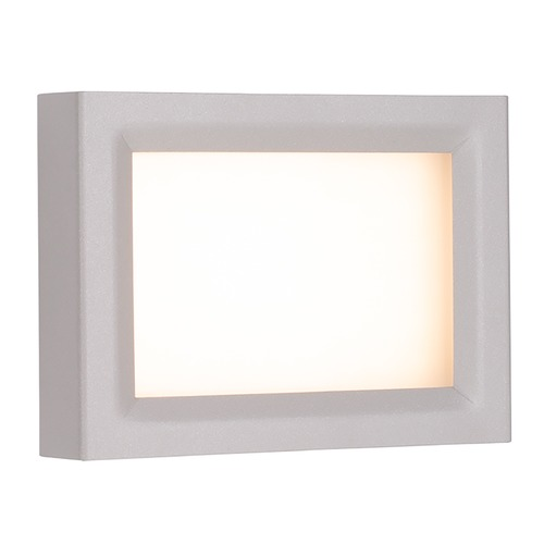 Kuzco Lighting Kuzco Lighting Dynamo Gray LED Outdoor Wall Light EW37202-GY