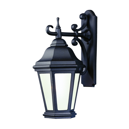 Troy Lighting Outdoor Wall Light with Clear Glass in Antique Bronze Finish BFCD6891ABZ