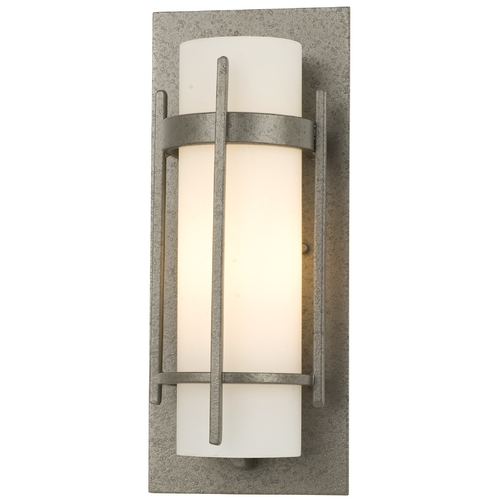 Hubbardton Forge Lighting Hubbardton Forge Single-Light Sconce with Opal Glass 205892-20-G65