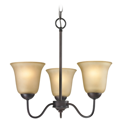 Cornerstone Lighting Cornerstone Lighting Conway Oil Rubbed Bronze Chandelier 1203CH/10