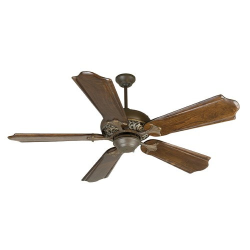 Craftmade Lighting Craftmade Lighting Outdoor Mia Aged Bronze/vintage Madera Ceiling Fan with Light K10730