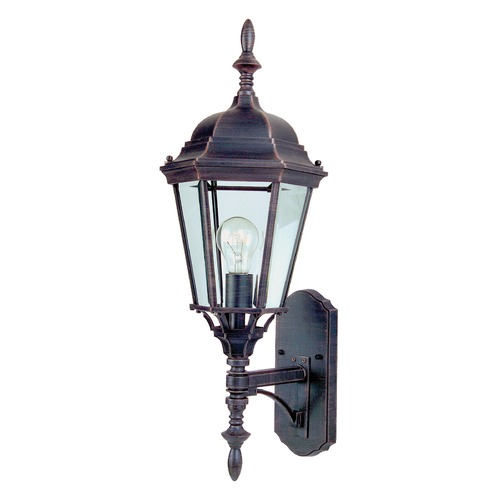 Maxim Lighting Maxim Lighting Westlake LED Rust Patina LED Outdoor Wall Light 55103RP