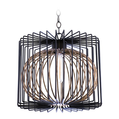 Kalco Lighting Kalco Metro Iii Bronze Gold Pendant Light 502451BZG