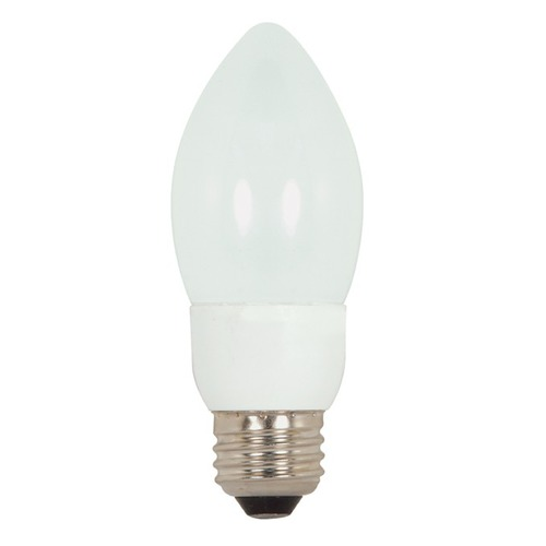 Satco Lighting 5-Watt Warm White Compact Fluorescent Light Bulb S7314