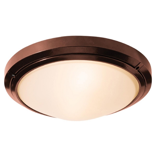Access Lighting Access Lighting Oceanus Satin Nickel Close To Ceiling Light C20355MGSATFSTEN1118BS
