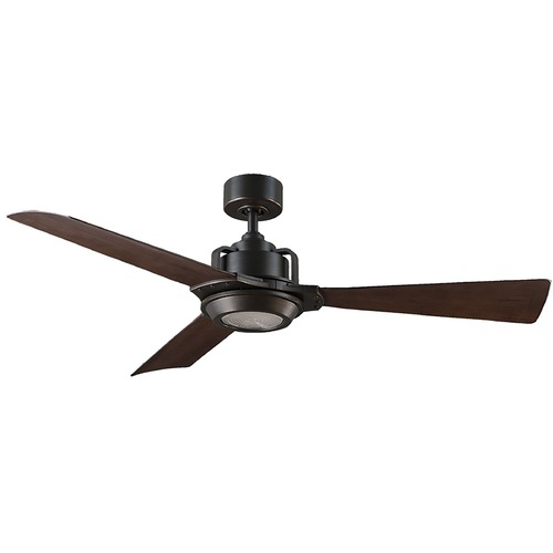 Modern Forms by WAC Lighting Modern Forms Oil Rubbed Bronze 56-Inch LED Smart Ceiling Fan 1110LM 3000K FR-W1817-56L-OB/DW