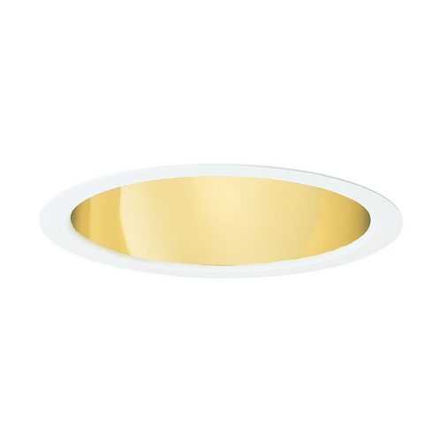 Progress Lighting Progress Recessed Trim in Gold Alzak Finish P8030-22AFB