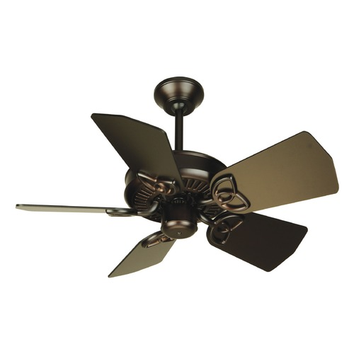 Craftmade Lighting Craftmade Lighting Piccolo Oiled Bronze Ceiling Fan Without Light K10741