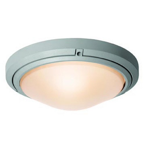 Access Lighting Access Lighting Oceanus Satin Nickel Close To Ceiling Light C20356MGSATFSTEN1218BS