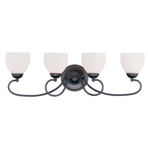 Livex Lighting Livex Lighting Brookside Olde Bronze Bathroom Light 4754-67