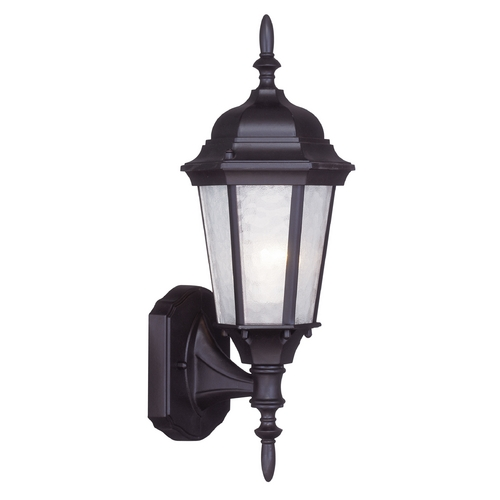 Livex Lighting Livex Lighting Hamilton Bronze Outdoor Wall Light 7551-07