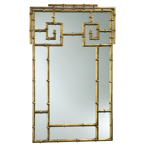 Cyan Design Bamboo Rectangle 23.5-Inch Mirror 3033