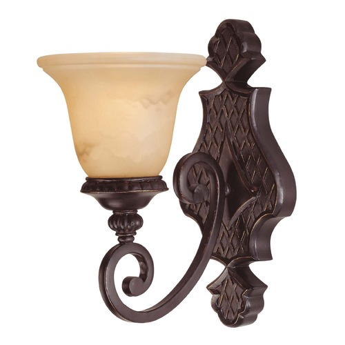 Savoy House Savoy House Antique Copper Sconce 9P-50216-1-16