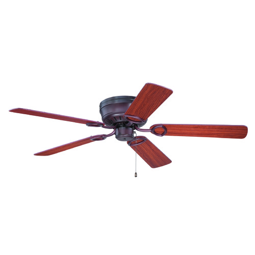 Hugger Ceiling Fans Without Light: Craftmade Lighting Pro Universal Hugger Oiled Bronze