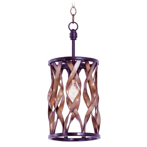 Kalco Lighting Kalco Soho Milk Chocolate Mini-Pendant Light 501850MC