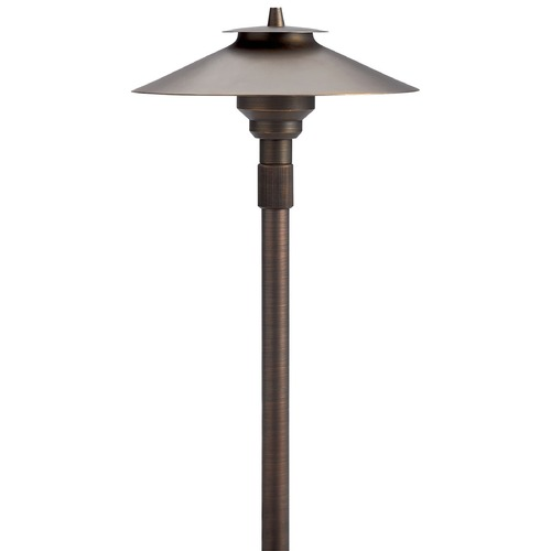 Kichler Lighting Kichler Lighting Centennial Brass Path Light 15503CBR