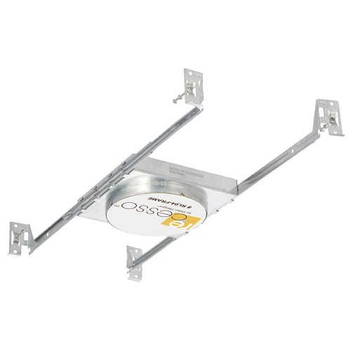 Recesso Lighting by Dolan Designs Recesso Lighting By Dolan Designs Galvanized Recessed Accessory RL04-FRAME