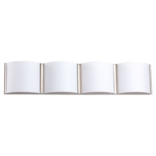 Progress Lighting Progress Lighting Arch Brushed Nickel LED Bathroom Light P2064-0930K9