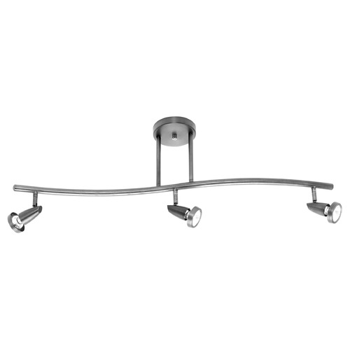 Access Lighting Access Lighting Mirage Brushed Steel Directional Spot Light 52223LEDD-BS
