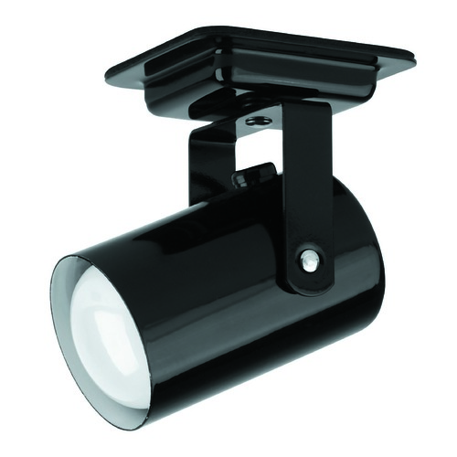 Lite Source Lighting Lite Source Lighting Mini Spot Black Directional Spot Light LS-117BLK