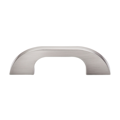 Top Knobs Hardware Modern Cabinet Pull in Brushed Satin Nickel Finish TK44BSN