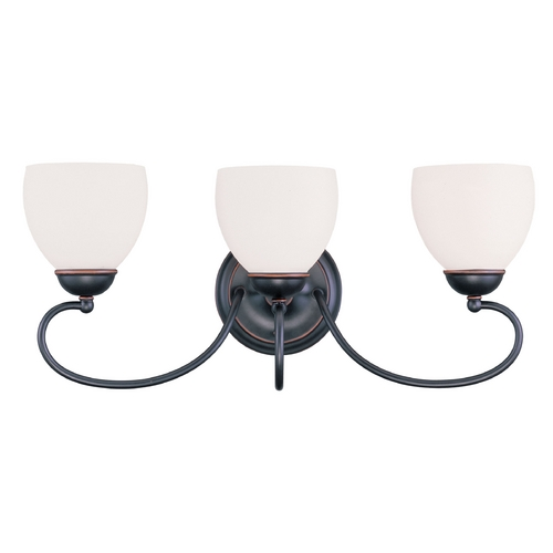 Livex Lighting Livex Lighting Brookside Olde Bronze Bathroom Light 4753-67
