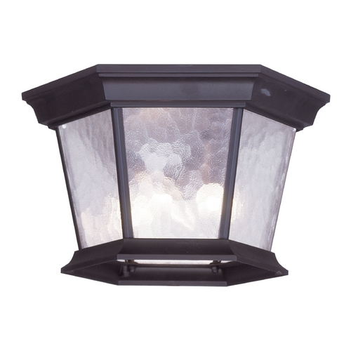 Livex Lighting Livex Lighting Hamilton Bronze Close To Ceiling Light 7510-07