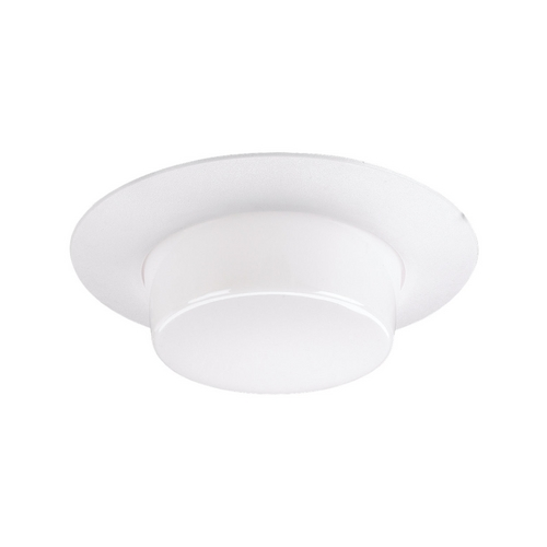 Sea Gull Lighting Recessed Trim in White Plastic Finish 1134-68