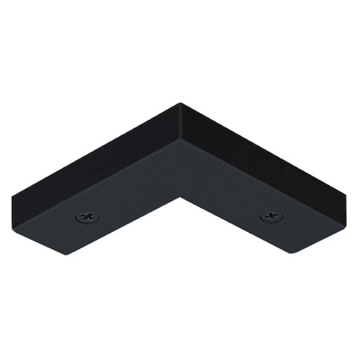 Juno Lighting Group Modern Rail, Cable, Track Accessory in Black Finish TL24 BL