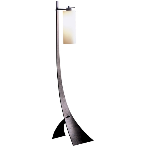 Hubbardton Forge Lighting Curved Floor Lamp 232665-07-G109