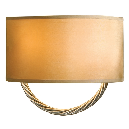 Hubbardton Forge Lighting Hubbardton Forge Lighting Cavo Vintage Platinum Sconce 205963-82-462