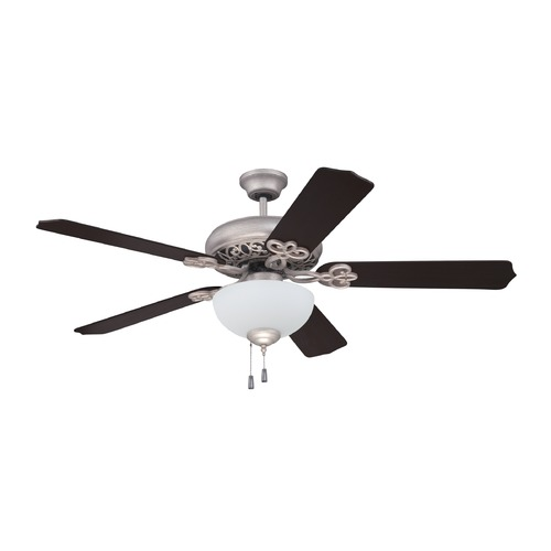 Craftmade Lighting Craftmade Lighting Cecilia Unipack Athenian Obol Ceiling Fan with Light K11212