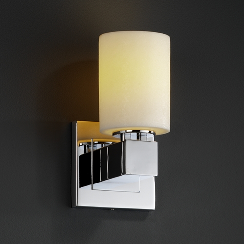 Justice Design Group Justice Design Group Candlearia Collection Sconce CNDL-8705-10-CREM-CROM