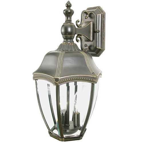 Dolan Designs Lighting 19-Inch Outdoor Wall Light 954-20