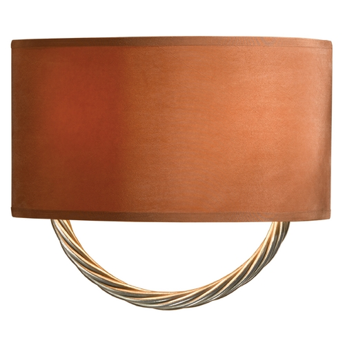 Hubbardton Forge Lighting Hubbardton Forge Lighting Cavo Vintage Platinum Sconce 205963-82-463