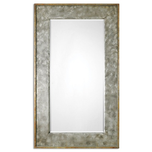 Uttermost Lighting Uttermost Leron Distressed Bronze Mirror 07691