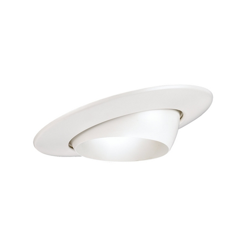 Sea Gull Lighting Recessed Trim in White Finish 1136-15