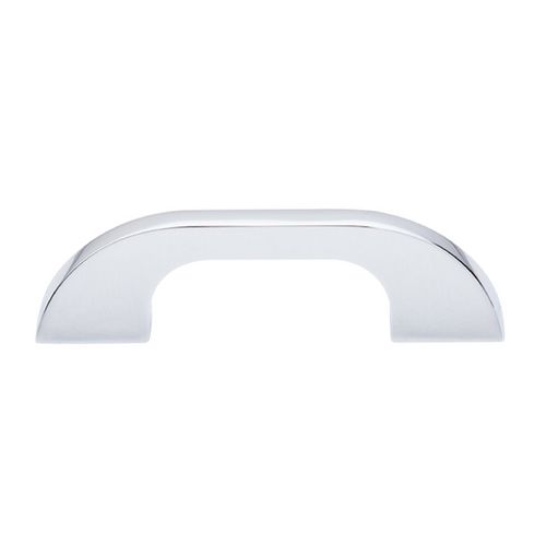 Top Knobs Hardware Modern Cabinet Pull in Polished Chrome Finish TK44PC