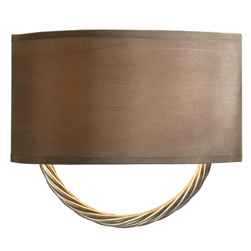Hubbardton Forge Lighting Hubbardton Forge Lighting Cavo Vintage Platinum Sconce 205963-82-464