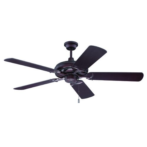 Craftmade Lighting Craftmade Lighting Civic Oiled Bronze Ceiling Fan Without Light K11214
