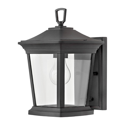 Hinkley Black Outdoor Wall Light by Hinkley 2368MB