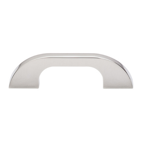 Top Knobs Hardware Modern Cabinet Pull in Polished Nickel Finish TK44PN