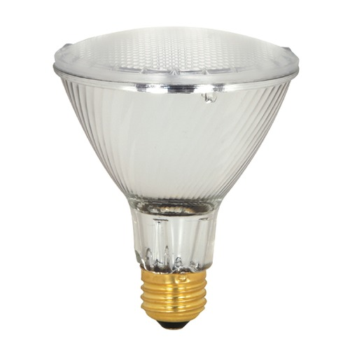 Satco Lighting Halogen PAR30 Light Bulb Medium Base 2900K Dimmable S2332